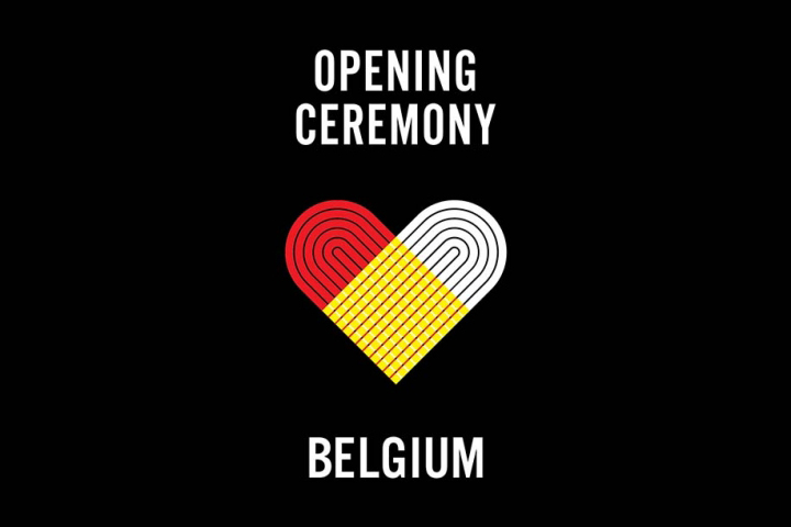 Image of Opening Ceremony Announces Belgium for 2013 Fall/Winter