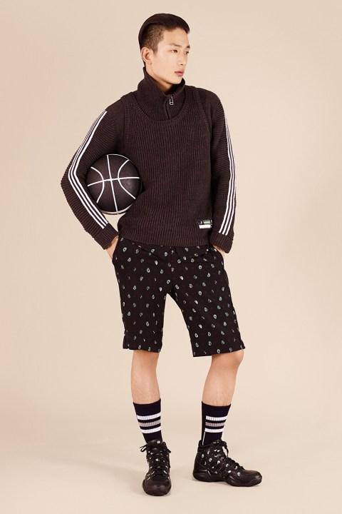 "Image of Opening Ceremony x adidas Originals 2013 Fall/Winter ""Basketball"" Lookbook"