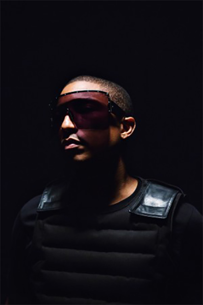 Image of Pharrell to Collaborate with Moncler on a Collection of Sunglasses