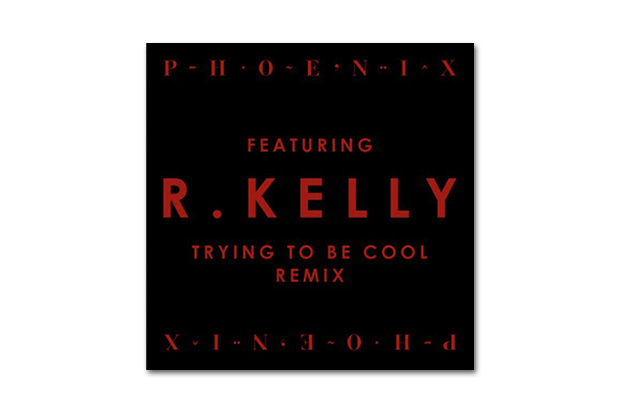 Image of Phoenix featuring R. Kelly – Trying To Be Cool (Remix)