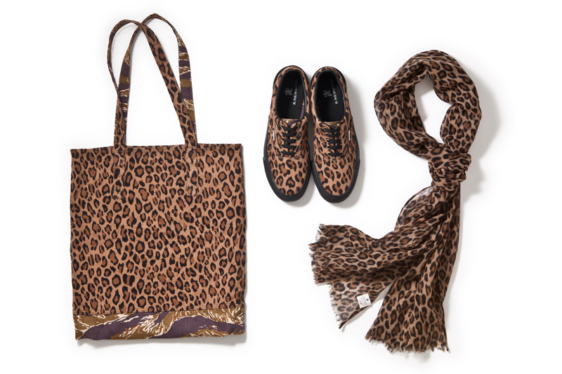 Image of R. Newbold 2013 Fall/Winter Leopard Collection