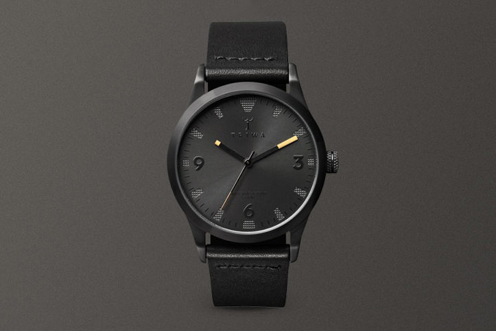 """Image of Rasmus Storm x TRIWA """"Sort of Black"""" Collection"""