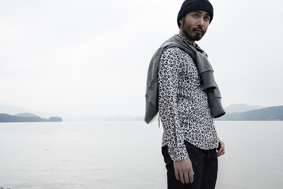 "Image of COVERNAT 2013 Fall/Winter ""Ferry Boatman"" Lookbook"