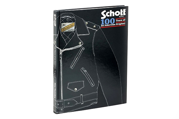 Image of 'Schott: 100 Years of an American Original' Book by Rin Tanaka