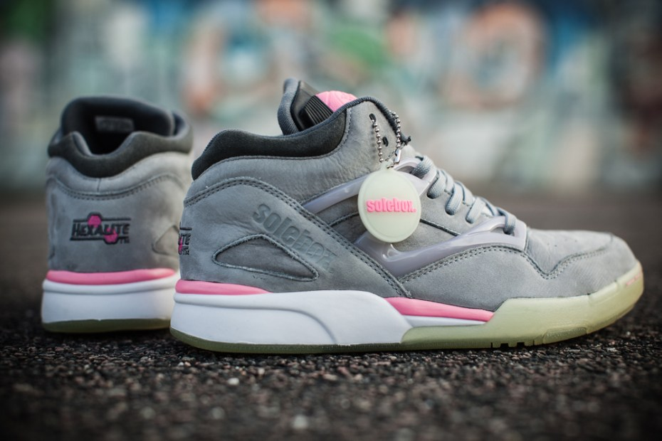 Image of Solebox x Reebok Pump Omni Lite