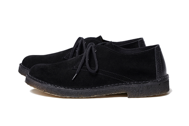 Image of SOPHNET. 2013 Fall/Winter LOW CUT SUEDE SHOES