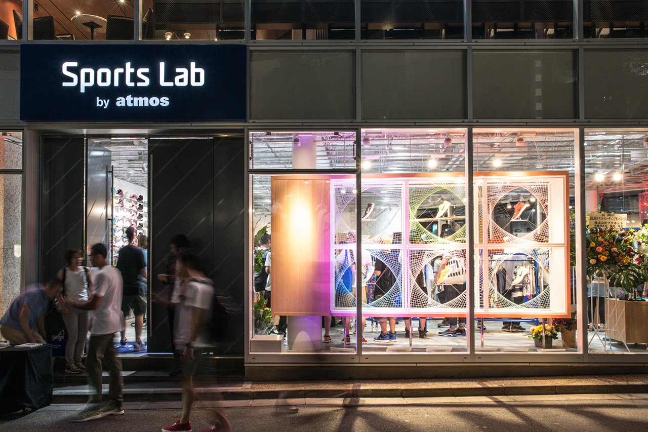 Image of Sports Lab by atmos Launch