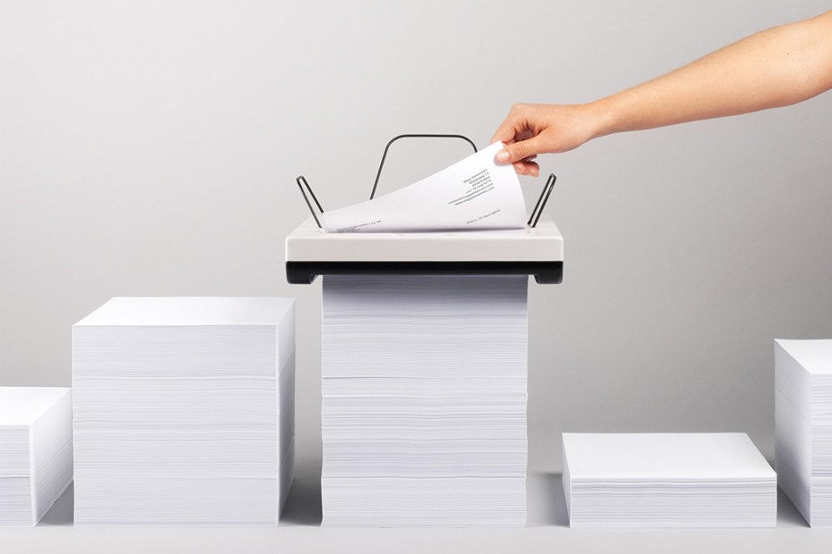 Image of Stack Printer Concept