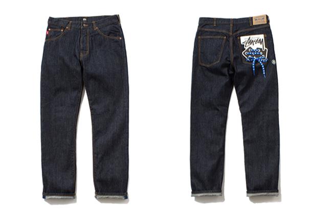 "Image of Stussy ""Skater's Fit Jean"""