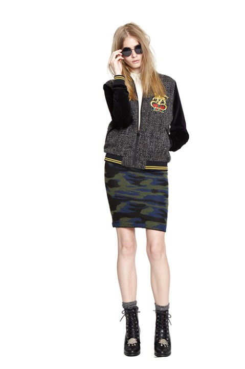 Image of Stussy Women 2013 Fall/Winter Lookbook