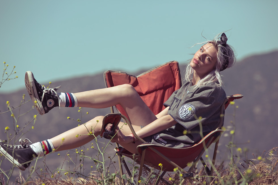 Image of Stussy Women's 2013 Fall Lookbook
