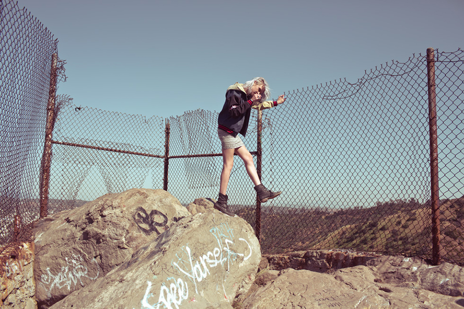 Image of Stussy Women's 2013 Fall Lookbook
