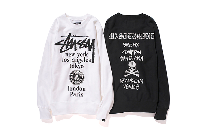Image of Stussy x mastermind JAPAN 2013 Capsule Collection