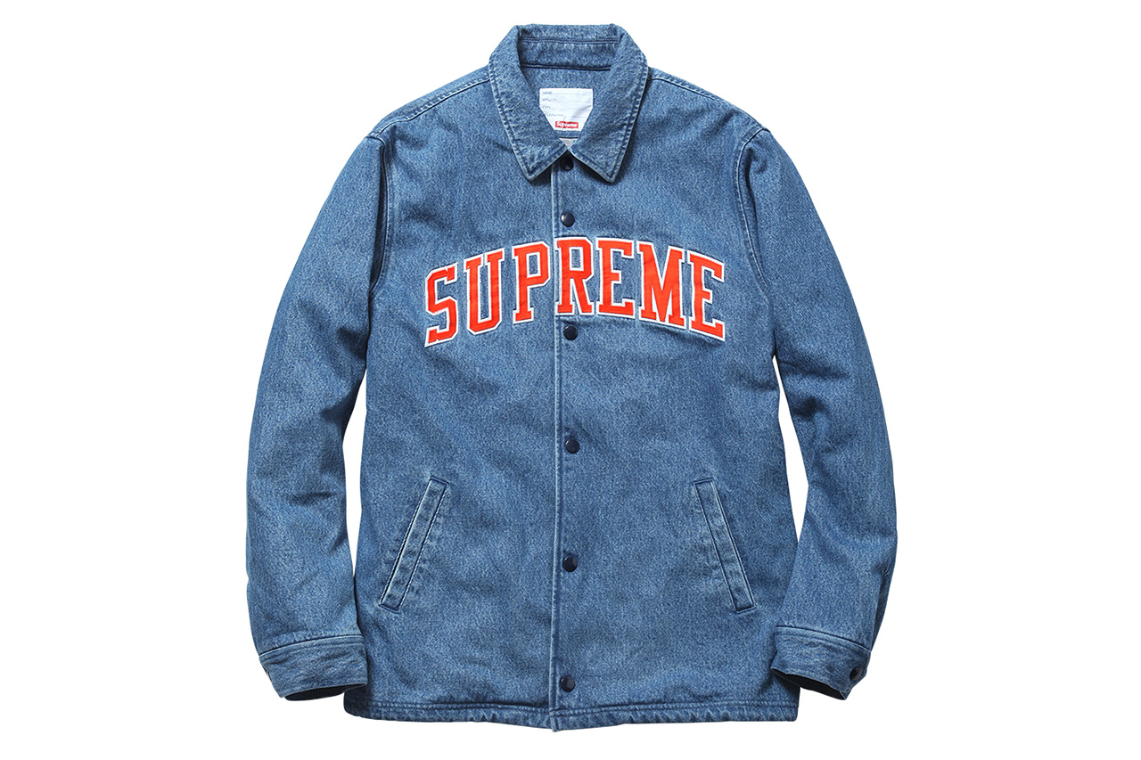 Image of Supreme 2013 Fall/Winter Apparel Collection