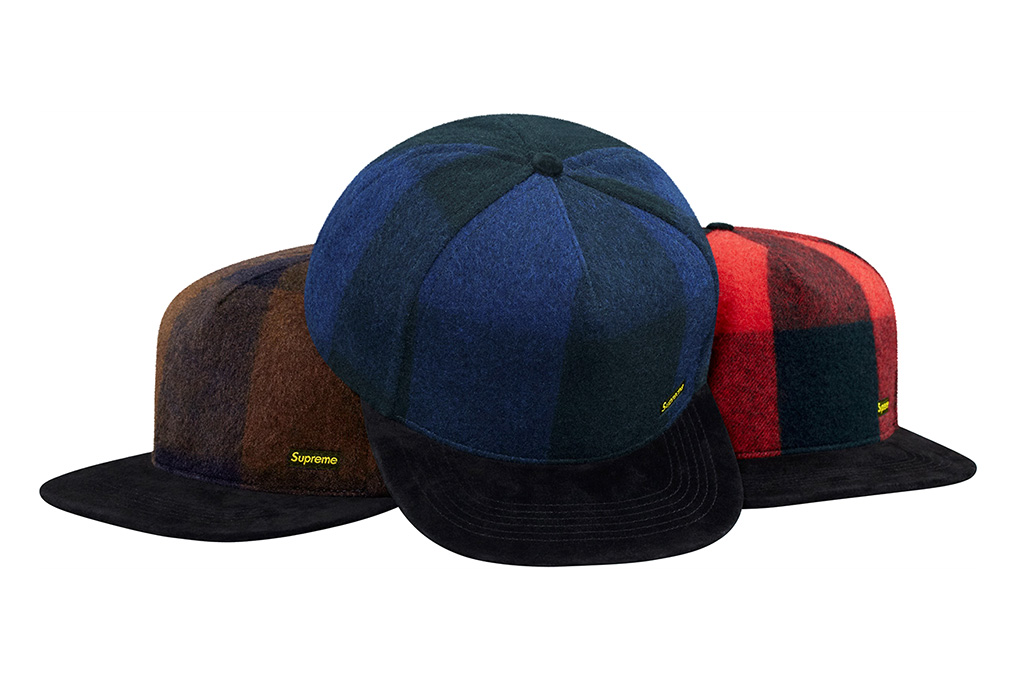 Image of Supreme 2013 Fall/Winter Headwear Collection