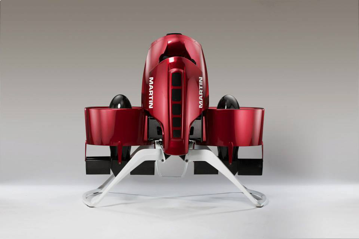 Image of The Martin Jetpack