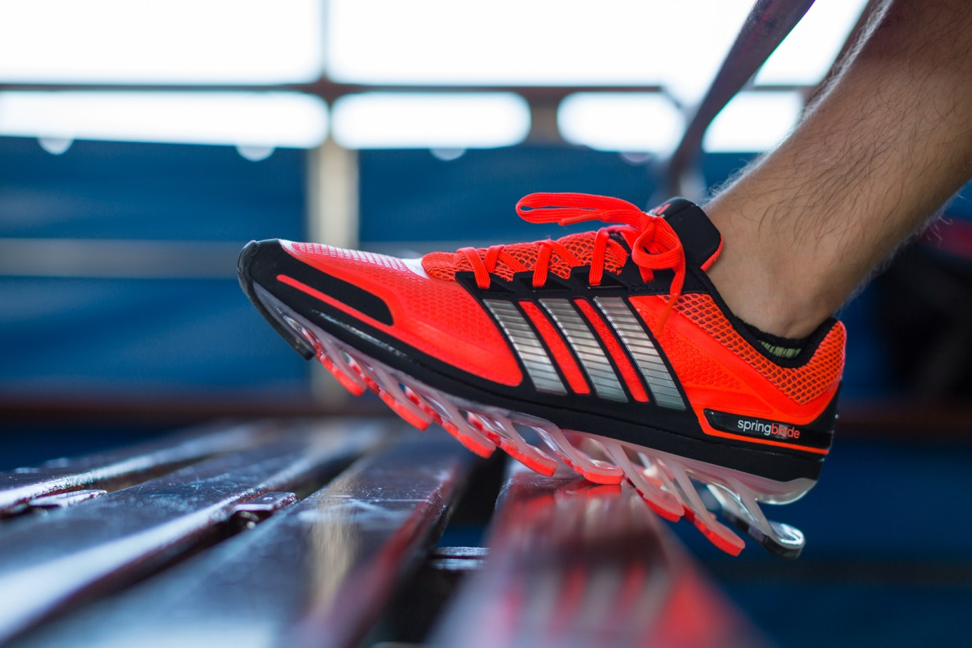 Image of The Review: adidas Springblade