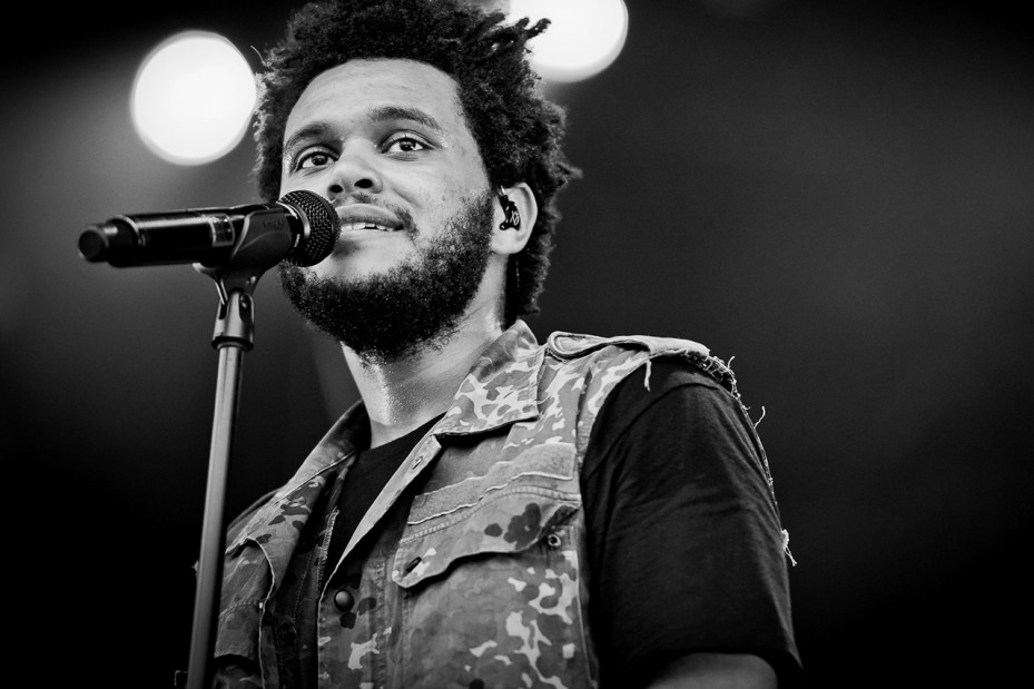 Image of The Weeknd featuring Drake - Live For