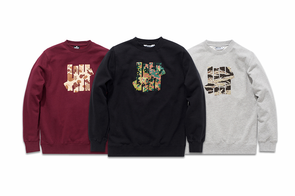 Image of Undefeated 2013 Fall/Winter Camo Pack