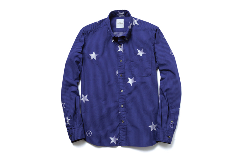 Image of uniform experiment 2013 Fall/Winter BIG STAR B.D SHIRT