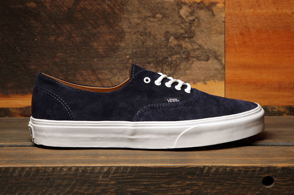 Image of Vans Buck Authentic Decon CA