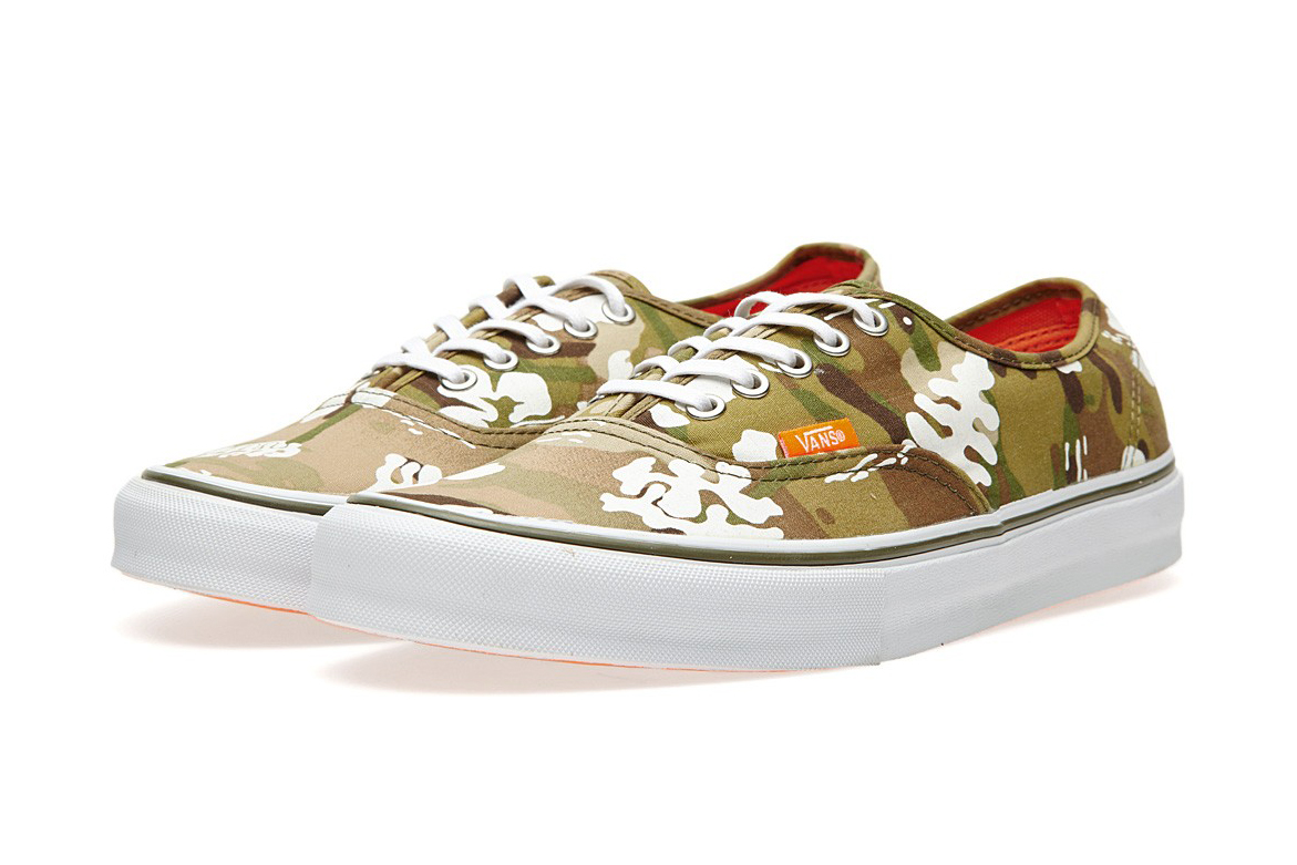 "Image of Vans Vault 2013 Fall Authentic LX ""Aloha"" Pack"