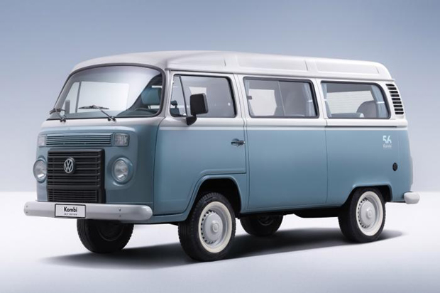 Image of Volkswagen Type 2 Microbus Ends Production with The Kombi Edition
