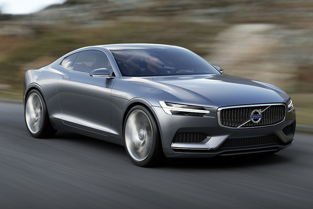Image of Volvo Concept Coupe