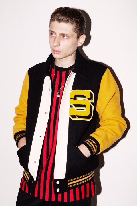 Image of WARP: Supreme 2013 Fall/Winter Collection Editorial