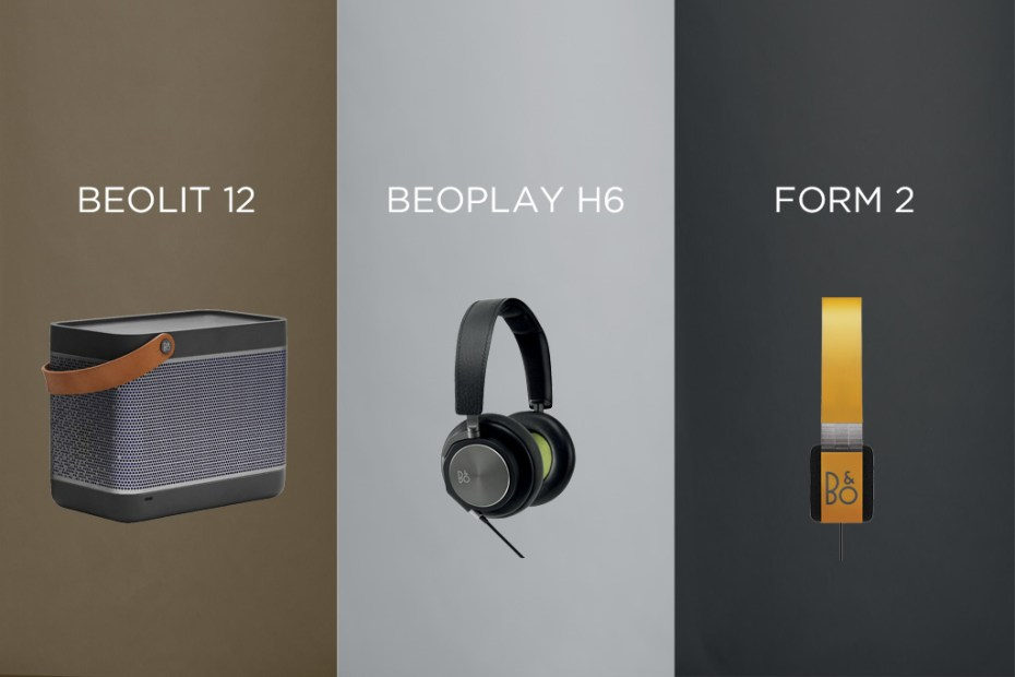 Image of Win 1 of 3 Prizes from Bang & Olufsen!