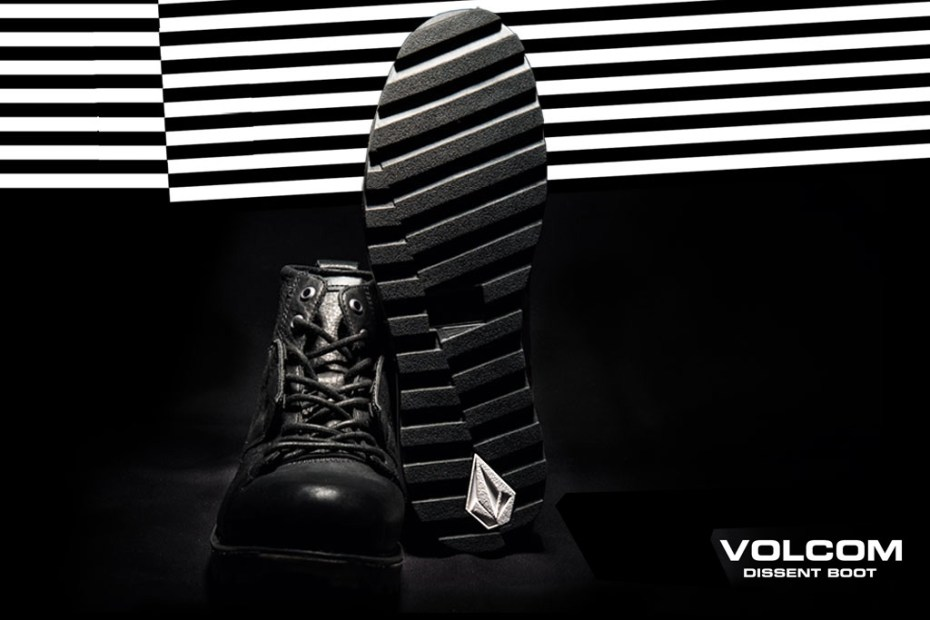 Image of Win Boots and a Prize Pack from Volcom!