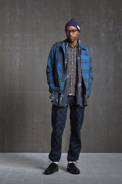 "Image of wisdom 2013 Fall/Winter ""Mt. GENTLEMAN"" Lookbook"
