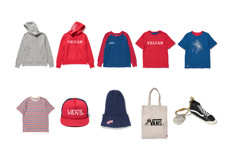 Image of WTAPS x Vans Vault 2013 Fall/Winter Apparel Collection