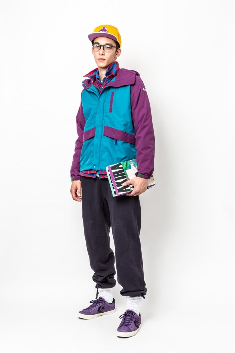 Image of XLARGE x Converse Japan 2013 Capsule Collection Lookbook