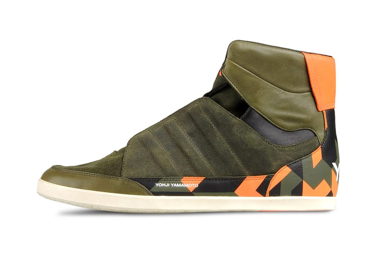 Image of Y-3 2013 Fall/Winter Footwear Collection