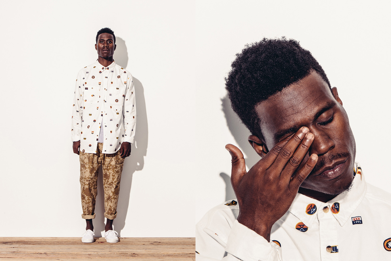 "Image of 10.Deep 2013 Fall ""Daylight"" Lookbook"