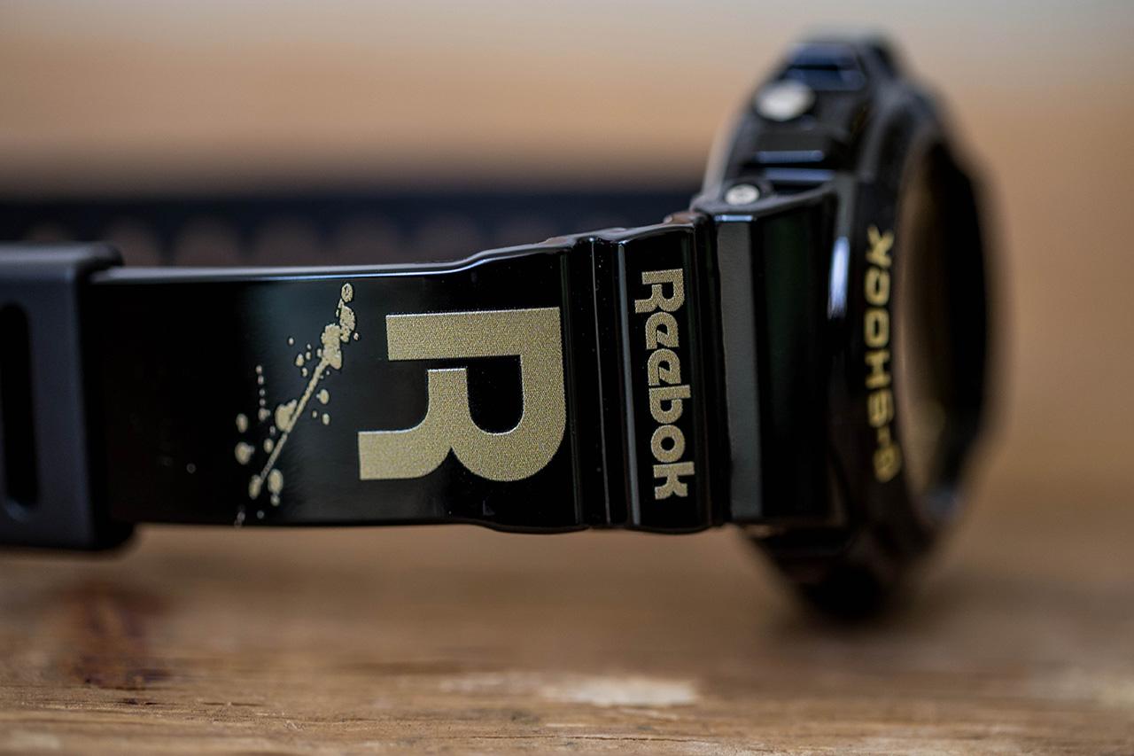 Image of 3.V.O.7. x Reebok x Casio G-Shock 30th Anniversary DW-6900