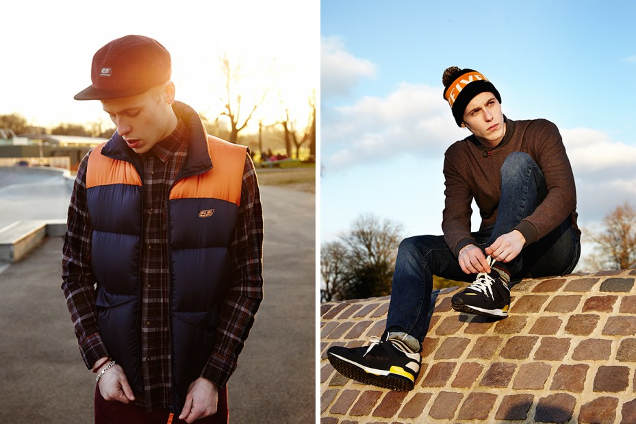 Image of 55DSL 2013 Fall/Winter Lookbook