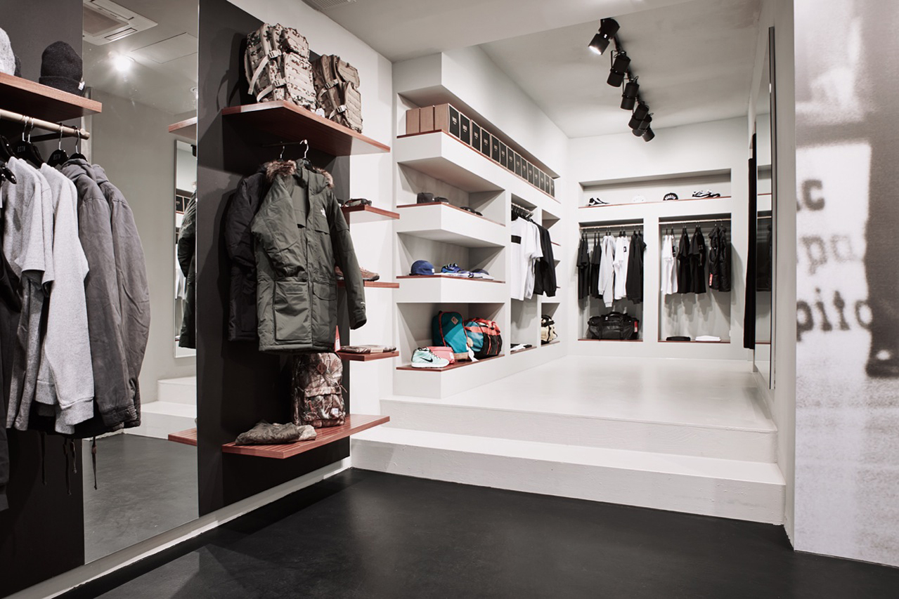 Image of Inside Munich's BSTN Store