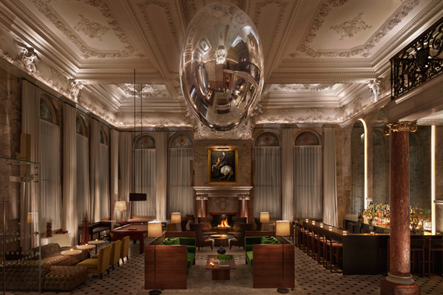 Image of Marriott Hotels x Ian Schrager Open The London Edition Hotel