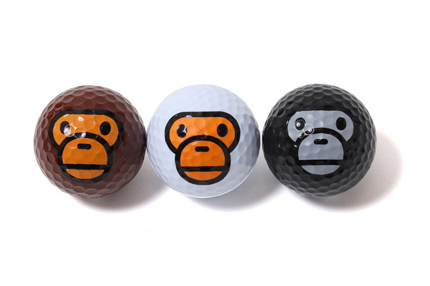 Image of A Bathing Ape MILO GOLF BALLS