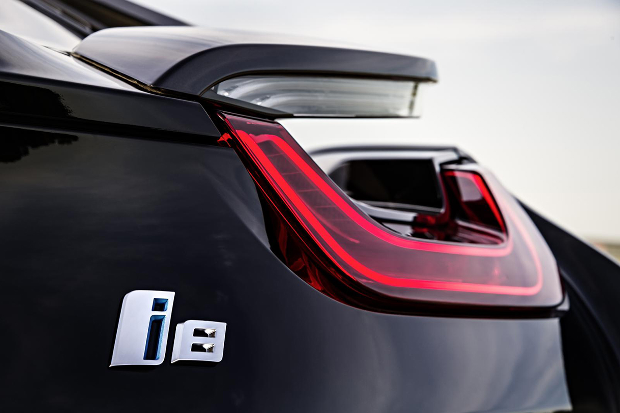 Image of A Closer Look at the BMW i8