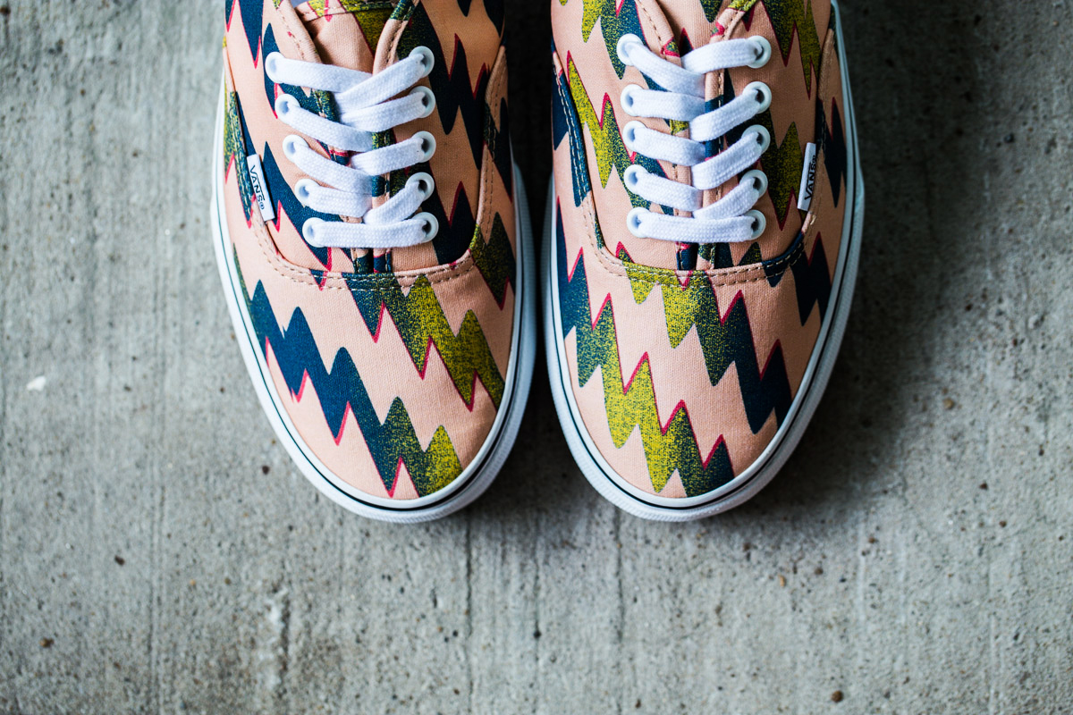 Image of A Closer Look at the KENZO x Vans 2013 Fall/Winter Collection