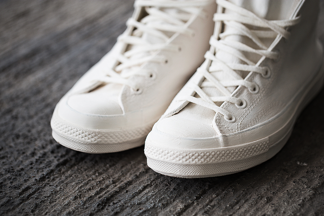 Image of A Closer Look at the Maison Martin Margiela x Converse First String Collection