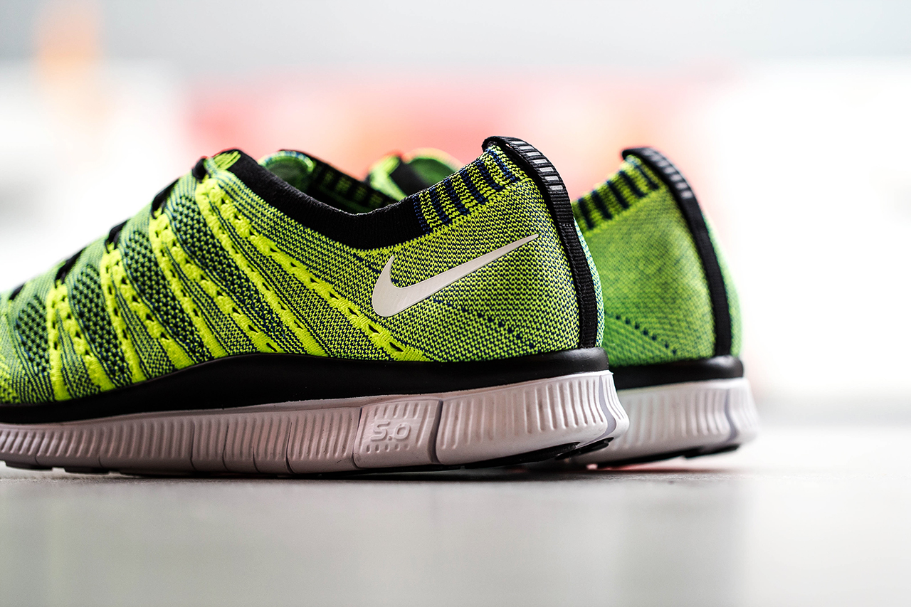 Image of A Closer Look at the Nike Free Flyknit HTM SP Collection