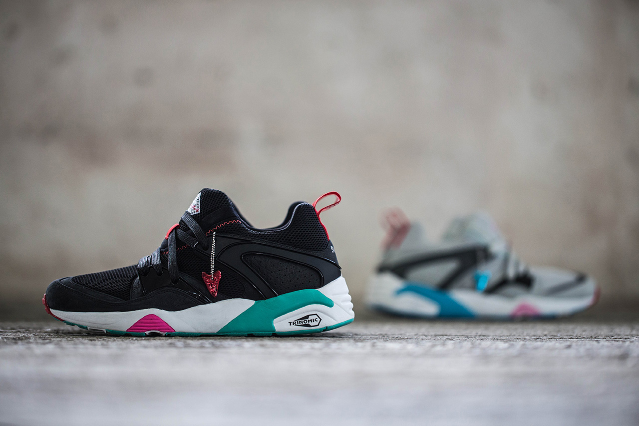 Image of A Closer Look at the Sneaker Freaker x PUMA Blaze of Glory OG