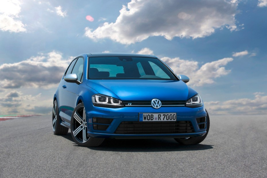 Image of A Closer Look at the Volkswagen Golf R
