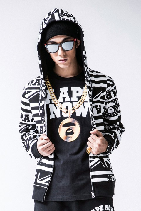 Image of AAPE by A Bathing Ape 2013 Fall/Winter Lookbook