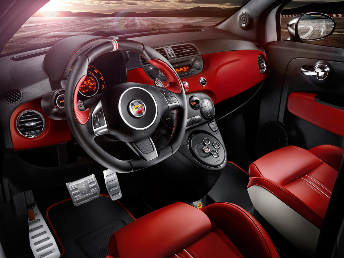Image of Abarth 595 50th Anniversary Edition