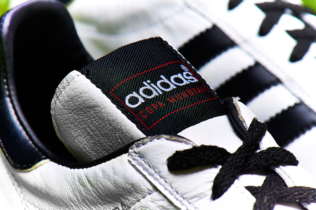 Image of adidas Revamps a Classic with the Release of a White Copa Mundial